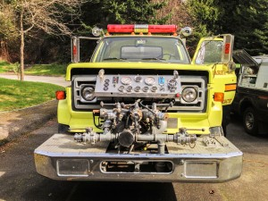1983 GMC/Superior Firefighters Without Borders Canada has donated to Uruguay
