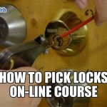 Pick Locks Kelowna